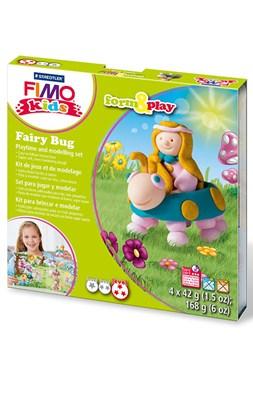 "FIMO Kids sæt, ""Fairy Bug"" - Fe/insekt  4007817037362"