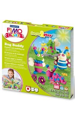 "FIMO Kids sæt, ""Bug Buddy"" - Insekter  4007817037386"