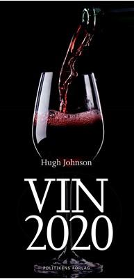 Vin 2020 Hugh Johnson 9788740050547