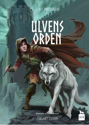 Ulvens Orden Lise J. Qvistgaard 9788772144191