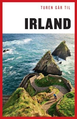 Turen går til Irland Thorkil Green Nielsen 9788740042429