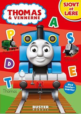 Thomas: Sjovt at lære - ABC  9788792900821