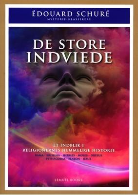 De Store Indviede Edouard Schuré 9788792500496