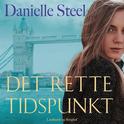 Det rette tidspunkt Danielle Steel 9788726184464