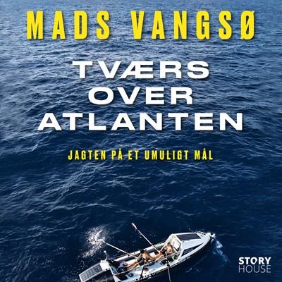 Tværs over Atlanten Mads Vangsø 9788726210828