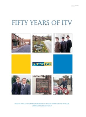 50 Years of ITV  9780571524709