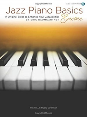 Jazz Piano Basics  9781540040572