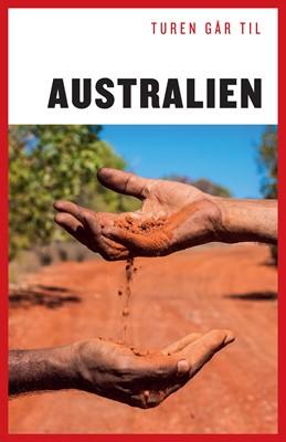 Turen går til Australien Lars Jensen 9788740042382