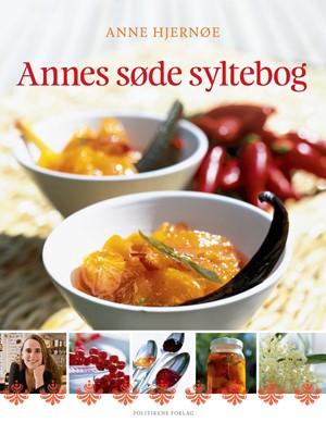 Annes søde syltebog Anne Hjernøe 9788740056112