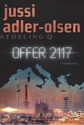 Offer 2117 Jussi Adler-Olsen 9788740041637