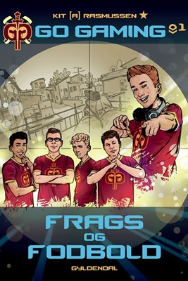 Go Gaming 1 - Frags og fodbold Kit A. Rasmussen 9788702275551