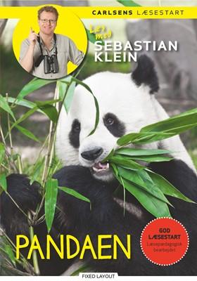 Læs med Sebastian Klein - Pandaen Sebastian Klein 9788711917138