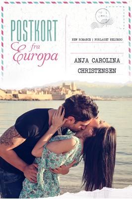 Postkort fra Europa Anja Carolina Christensen 9788793767508