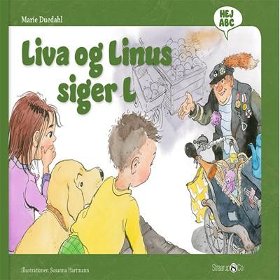 Liva og Linus siger L Marie Duedahl 9788770182812