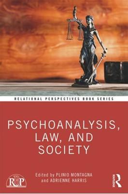 Psychoanalysis, Law, and Society  9780367194505
