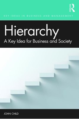 Hierarchy John Child 9781138044418