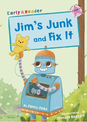 Jim's Junk and Fix It Jenny Jinks 9781848864382