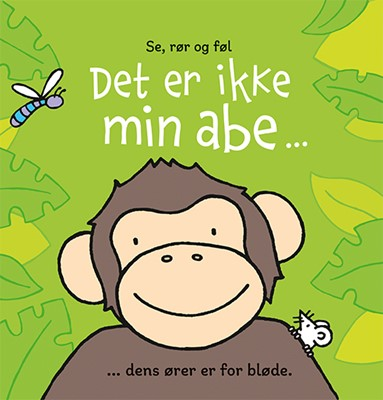 Det er ikke min abe ... Fiona Watt 9788762732612