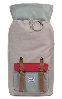 Herschel Rygsæk Little America, Light Khaki  0828432171873