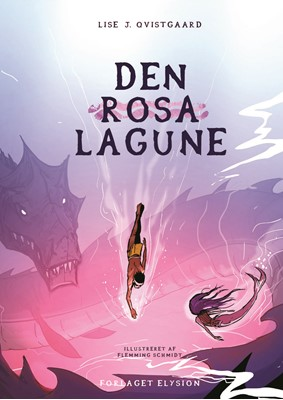 Den Rosa Lagune Lise J. Qvistgaard 9788772144337