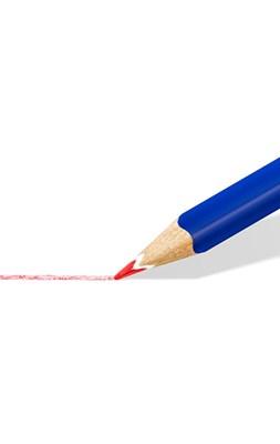 STAEDTLER Ergosoft trekantede akvarel farveblyanter 24 stk. i stand-up boks  4007817156124
