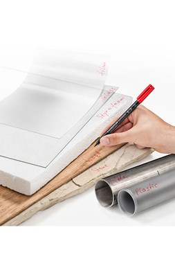 STAEDTLER Lumocolor all-round pen 8 stk.  4007817308585