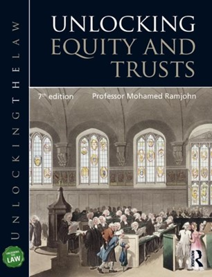 Unlocking Equity and Trusts Mohamed (University of West London Ramjohn 9780367027834