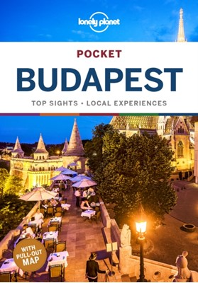 Lonely Planet Pocket Budapest Lonely Planet, Steve Fallon 9781786578457
