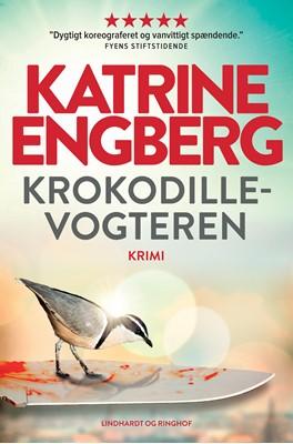 Krokodillevogteren Katrine Engberg 9788711918951
