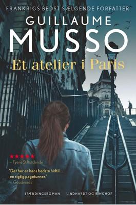 Et atelier i Paris Guillaume Musso 9788711914540