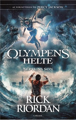 Olympens helte (2) - Neptuns søn Rick Riordan 9788711915219
