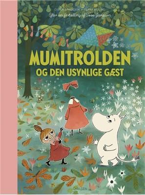 Mumitrolden og den usynlige gæst Tove Jansson 9788711913192