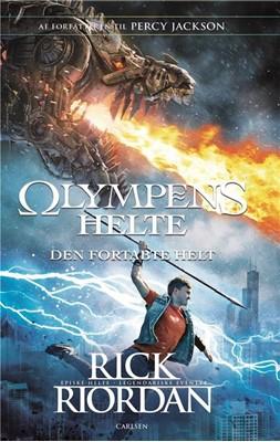 Olympens helte (1) - Den fortabte helt Rick Riordan 9788711915172