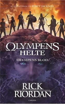 Olympens helte (5) - Olympens blod Rick Riordan 9788711915240