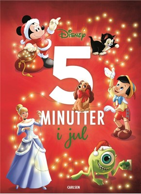 Fem minutter i jul - Disney DISNEY 9788711914175