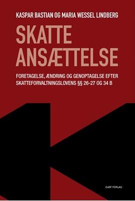 Skatteansættelse Kaspar Bastian, Maria Wessel Lindberg 9788757439618
