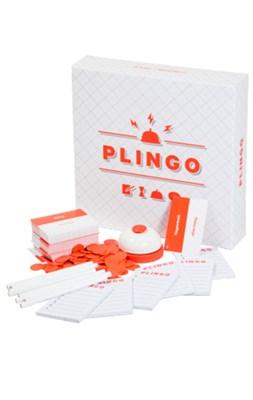 Spil - PLINGO  5704029000496