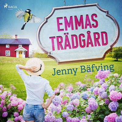 Emmas trädgård Jenny Bäfving 9788726204346
