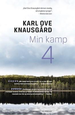 Min kamp 4, pb. Karl Ove Knausgård 9788711399934