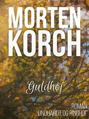 Guldhøj Morten Korch 9788711481738
