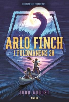 Arlo Finch i fuldmånens sø (2) John August 9788741505473