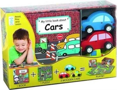 My Little Garage Louise Buckens 9788778845788