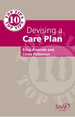 Ten Top Tips for Devising A Care Plan Eric Amende, Linda Patterson 9781910039281