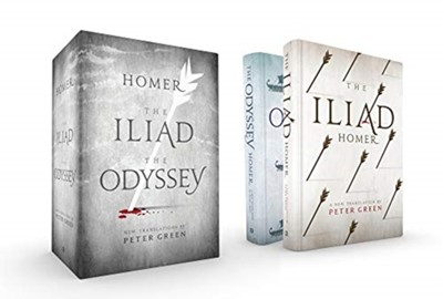 The Iliad and the Odyssey Boxed Set Homer 9780520306653