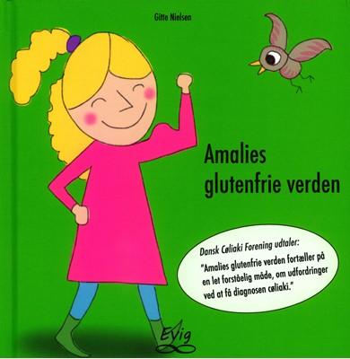 Amalies glutenfrie verden Gitte Nielsen 9788793756120