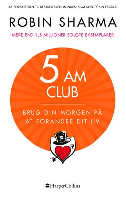 5AM Club Robin Sharma 9788771916003