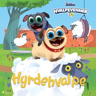 Hvalpevenner - Hyrdehvalpe - Disney 9788726204674