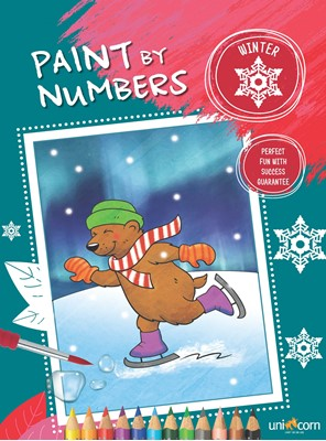 Paint By Numbers - WINTER  5713516000345