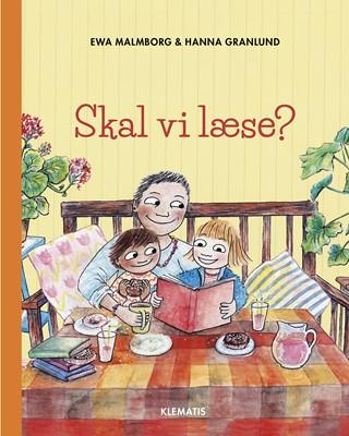 Skal vi læse? Ewa Malmborg 9788771393934