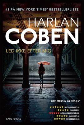 Led ikke efter mig Harlan Coben 9788712058434